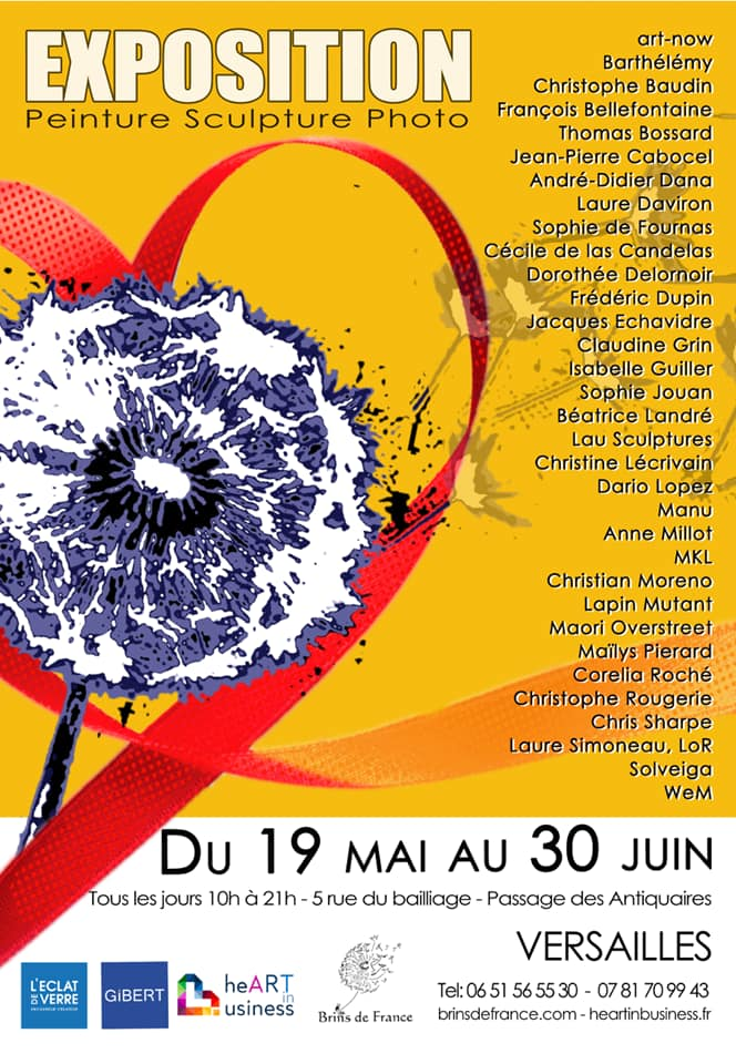 Expo collective Versailles